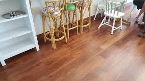 vinyl plank flooring perth installed over ceramic tiles