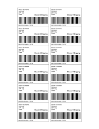 Shipping Labels – Labeljoy | Print Label Software And Barcode Label ...