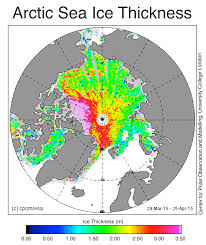 Ice Depth Weight Chart Third Dimension New Tools For Sea Ice Thickness Arctic