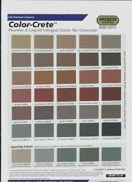 Colors Selection Wide Variety Of Custom Curb Colors