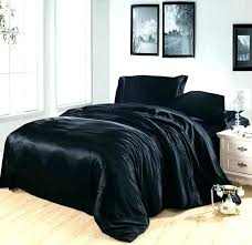 black and ivory bedding black and ivory bedding sets king sheets black silk bedding set satin size queen full twin black ivory bedding