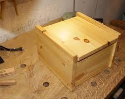 wooden tool box etsy. big tool box. jewelry box , desktop watch or valet wooden etsy t