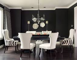 painted dining room furniture ideas. Contemporary Dining Room Wall Art Ideas » Simple On Black Painted Walls Furniture