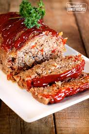 Meatloaf is big in our house! Best Meatloaf Recipe A True Classic Favorite Family Recipes