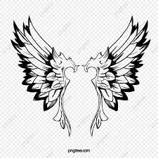 вектор татуировки на про птицы крылья вектор татуировка в