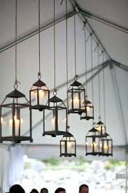 electric hanging lanterns candle ceiling light fixtures real candle chandelier lighting hanging lantern lamp above people