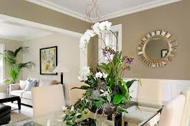 dining room arrangements. ideas for staging home with plants \u0026 living arrangements contemporary-dining -room dining room