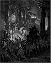 paradise lost essay essay critical essays on miltons paradise lost  paradise lost john milton s politics the artifice gustave dore paradise lost satan takes his throne