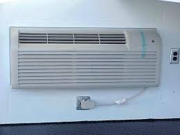 heat and ac wall unit heat cool thru the wall air conditioner with