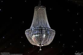 mirror ball chandelier