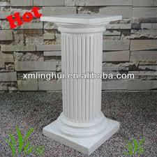 garden pillars. Roman Indoor Decorative Columns Garden Pillars