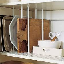 Space Saving Shelves Kitchen Storage Organization Martha Stewart