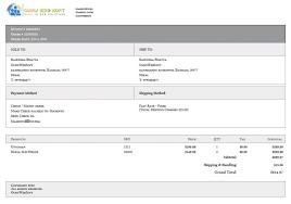invoice sample pdf custom pdf invoice layout