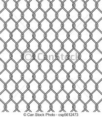 chain link fence vector. Chain Link Fence Texture - Csp5612473 Vector C