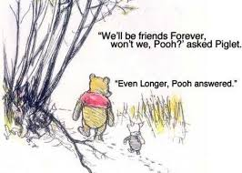 Pooh Bear Quotes About Friendship Interesting 48 Lovely Winnie The Pooh Friendship Quotes Bluesauvage