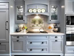 Painting Kitchen Cabinets Blue Refinishing Kitchen Cabinets Grey Home Design Ideas Refinishing