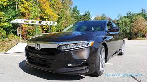2018 Honda Accord Hybrid economy is unexpectedly mixed - SlashGear