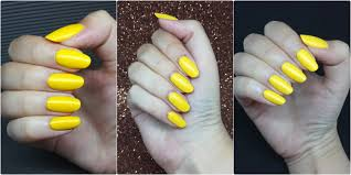 Nails From Czech Why I Dont Like Yellow Polishes