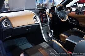 mahindra xuv aero concept interiors 1