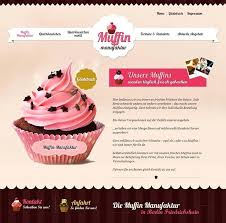 Cake Shop Website Template Cupcake Top 5 Bakery Showcase Of
