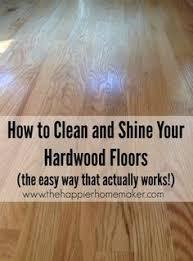 deep clean hardwood floors. How To Clean And Shine Hardwood Floors Deep