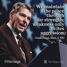 Image result for This careful tiptoeing around the interventionist legacy of the Monroe Doctrine came to an end in the administration of Ronald Reagan.