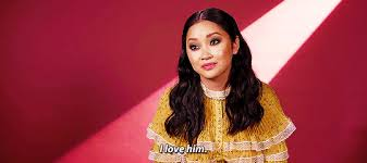 Find funny gifs, cute gifs, reaction gifs and more. Lana Condor Revealed Why She Made A Pact To Never Date Noah Centineo