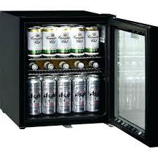 bottle beer refrigerator drink refrigerator glass door black bar fridge low e to prevent condensation beer