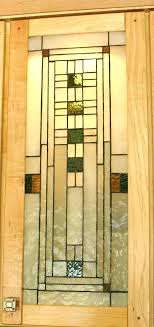 kitchen cabinet door panels stained glass doors inserts the