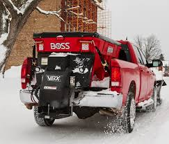 VBX Spreaders | <b>BOSS</b> Snowplow