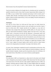 black economic empowerment essay bee essay the purpose of bee 5 pages black economic empowerment essay