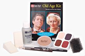 ben nye s old age makeup kit are great for costumes or theatrical performances