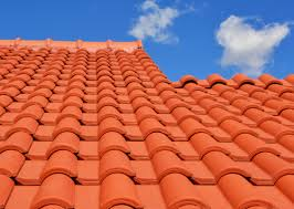 professional residential roof restoration routine tile roof painting