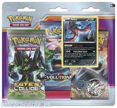 Sammelkartenspiele/TCGs 3 Booster Packs Promo Card Yveltal Collection Box  Pokemon XY Jumbo Card grassrootmarkmen.com