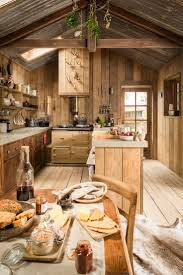 Rustic and romantic, Firefly cabin has the time-worn patina and rough charm  of