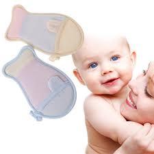 2019 brand newborn baby bath brush fish shape infant shower sponge cotton rubbing wash towel child shower bath care from xunqian