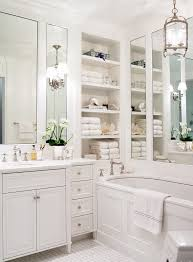 built in bathroom wall storage. Appealing Bathroom Built In Cabinets With Master Remodel Traditional Historic Preservation Wall Storage S
