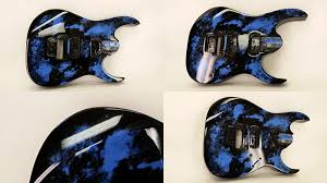 custom painted guitars image by fx paint