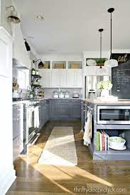 The Kitchen That Sarah Built From Thrifty Decor Chick