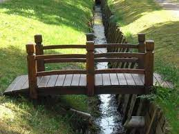 instructions on building small bridges