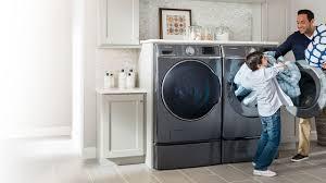 Washer And Dryer In Kitchen Home And Kitchen Appliance Showcase Samsung Samsung