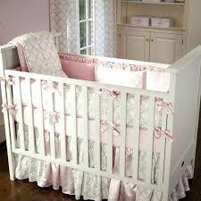 girl nursery bedding pink nursery sheet flamingo baby collection
