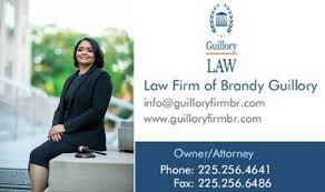 Brandy Nicole Guillory Demonstrates Excellence in Law