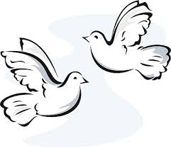 dove flying clipart.  Dove Two Doves Flying Clipart 1 Inside Dove O