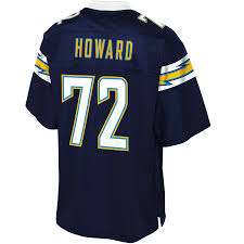 Chargers Los Nfl Team Reggie Pro Line Jersey Player Howard Angeles Youth Navy