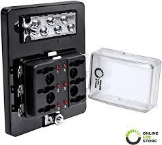 automotive fuses & fuse accessories Automotive Accessory Fuse Box Car Fuse Adapter