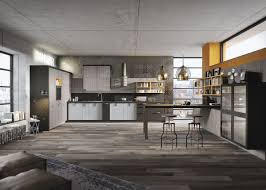 Rustic Industrial Kitchen Industrial And Rustic Designs Resurfaced By The New Loft Kitchen