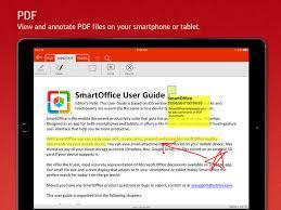 smartoffice doent editing on the app