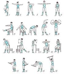 лечебной гимнастики при эмфиземе легких бронхите хронической  Комплекс лечебной гимнастики при эмфиземе легких бронхите хронической пневмонии