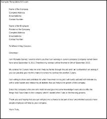 22 Great Application For Contract Renewal Sample Letters